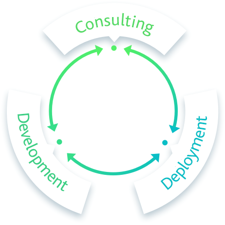 Consulting Development Deployment